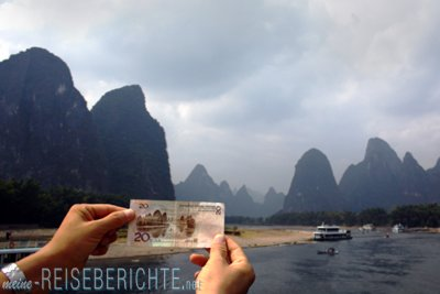 China Guangxi Guilin Li River