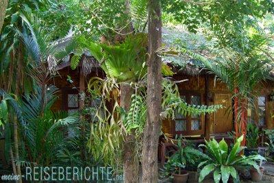 Thailand Rundreise Krabi Hotel Natur