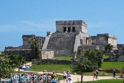 Reisebericht Mexico Urlaub Tulum Maya Ruinen