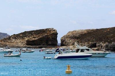 Schifffahrt Malta Schiffrundfahrt