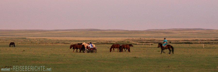 Asien Rundreise China: die Innere Mongolei