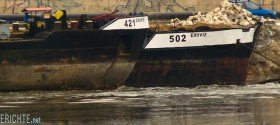 Reisebericht Donau Frachtschiff Kreuzfahrt