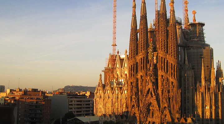 Barcelona ist immer eine Reise wert