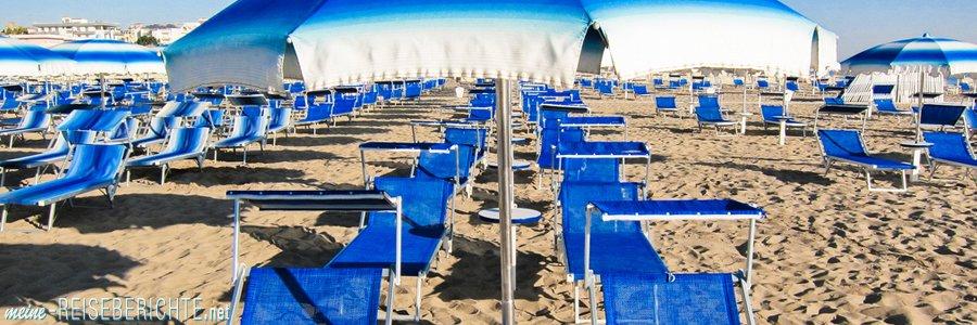 Reisebericht Riviera Italien Rimini