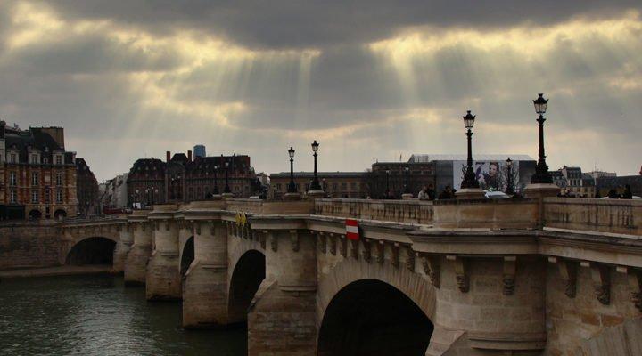 Stadt der Liebe – Städtereise Paris